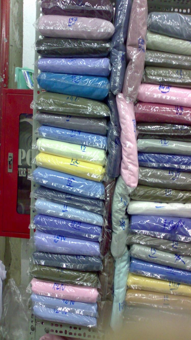 vải kate là gì